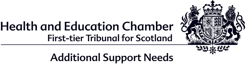 Additional Support Needs logo